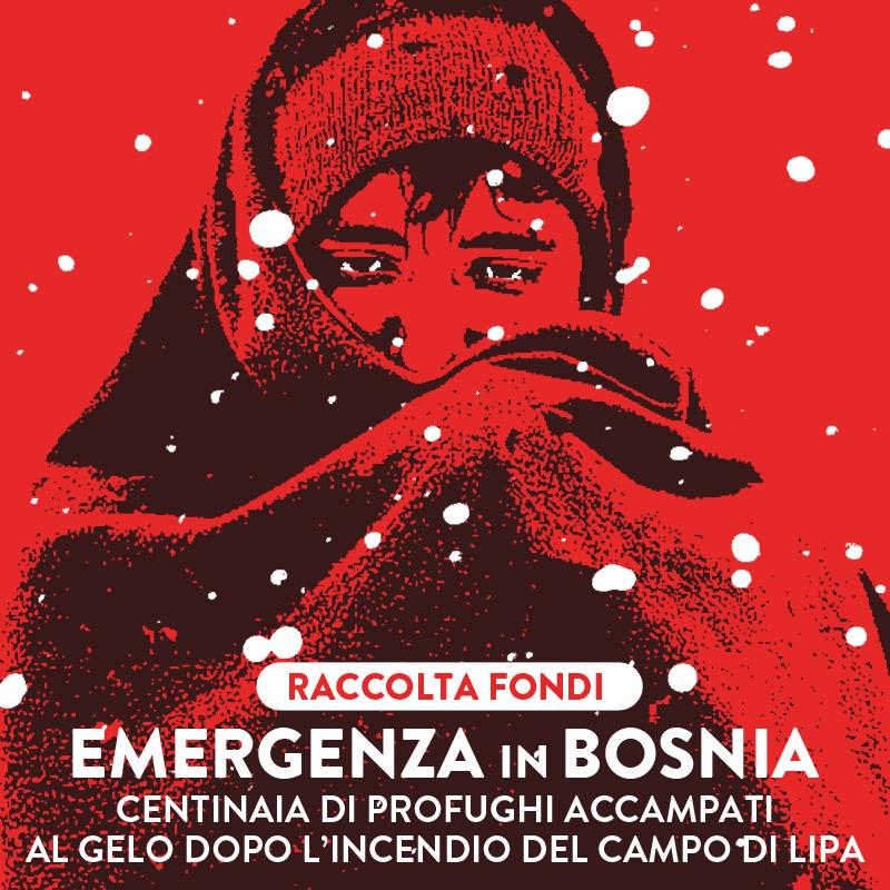 EMERGENZA BOSNIA