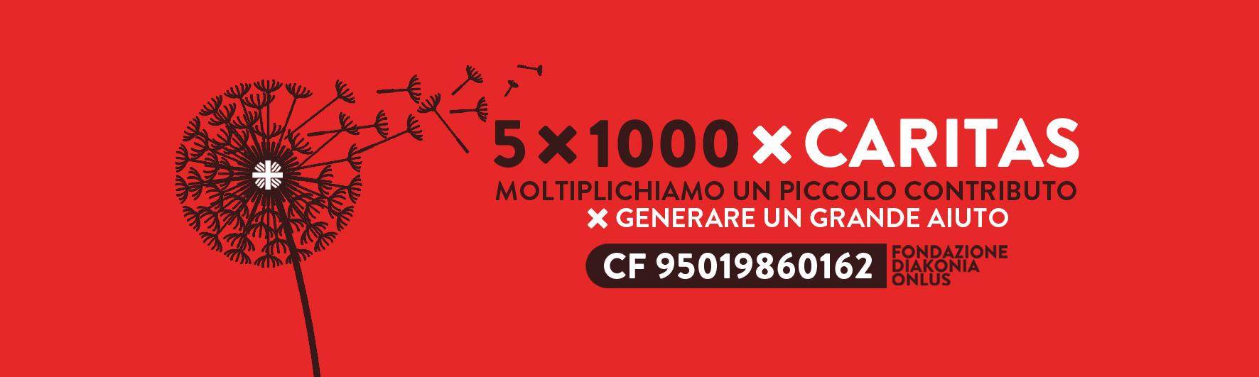 5x1000xCARITAS