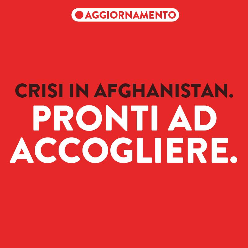 Accoglienza Afghanistan